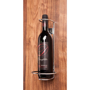 Wall Mounted Wine Bottle Holder