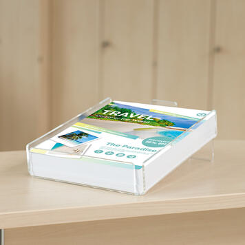 Table Top Dispenser for A4 Literature