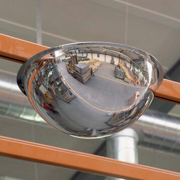 Surveillance Mirror 360°