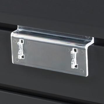 Hanger for Slatwall System