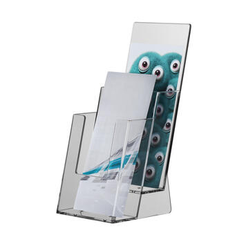 "2 Section Counter Top Leaflet Dispenser ""Universum"""