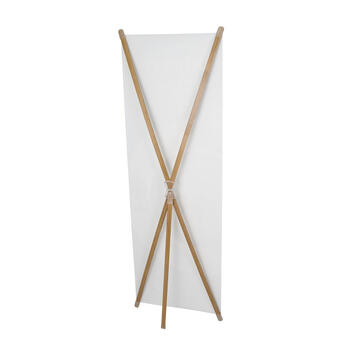 "X-Banner Display ""Wood"""