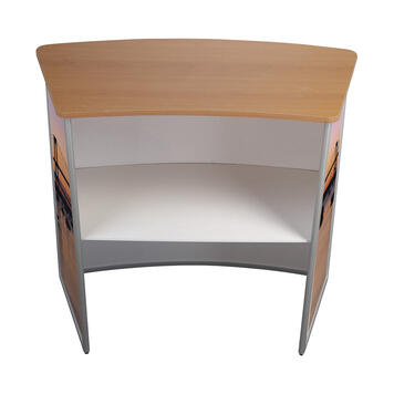 "Folding Counter ""360"", rounded"