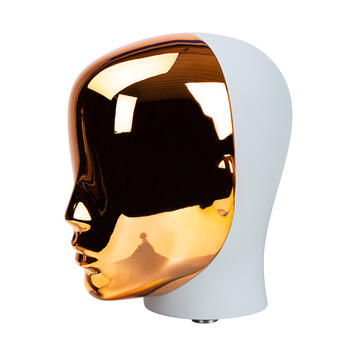 """Front of Head for Mannequin """"Magic"""" copper effect"""