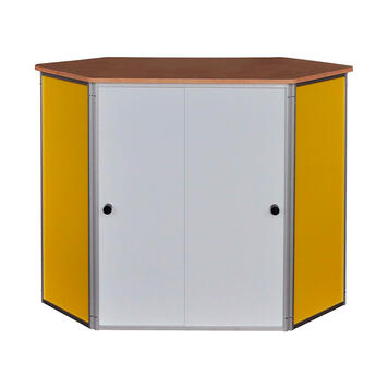 "Hexagonal Counter ""IQ"", lockable"