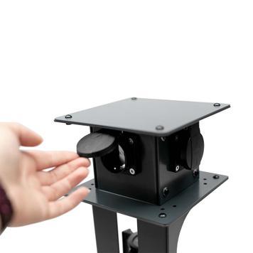 Multiple Socket for Barrier Stands