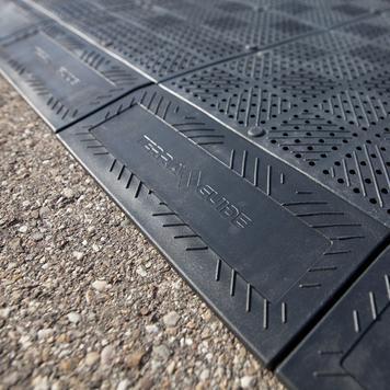 """Edge Trim for tent floor """"Terraguide©"""""""