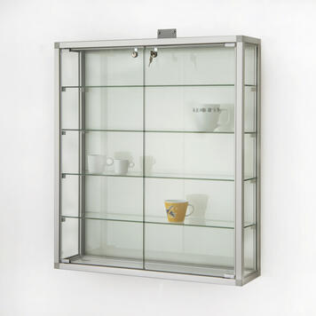 """Wall-Mounted Showcase """"Square"""""""