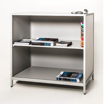 Counter Display Case Ideal