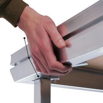 """Removable Foot for Platform """"NIVOflex® Light N"""""""