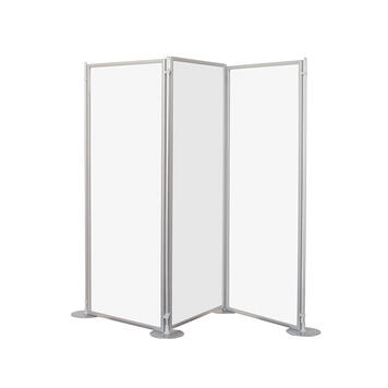 """Display Wall """"Multi"""" with Aluminium Slide-in Frame"""