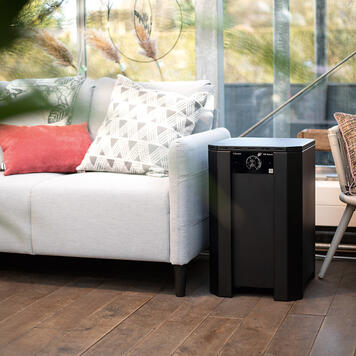 "Professional Air Purifier ""PLR-Mini"" with HEPA Filter H14"