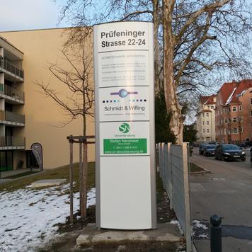 """Outdoor Display """"Frankfurt"""""""