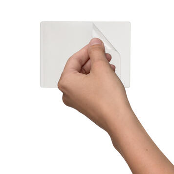 Self-Adhesive Pockets, transparent