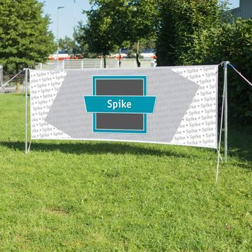 """Banner Set """"Spike"""""""