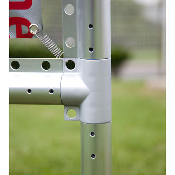 "Banner Frame Slot System Aluminium ""Vacant"""