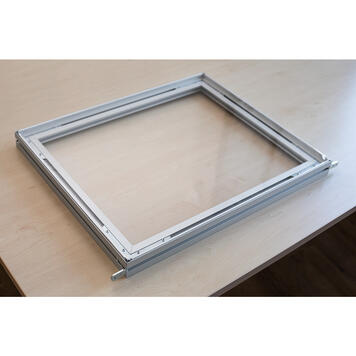 Extension for Aluminium Stretch Frame Partition