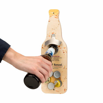 "Wall-mount Bottle Opener ""BOP"""