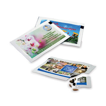 Seed Envelope with Promotional Print
