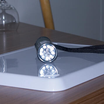 LED Light with Additional Functions