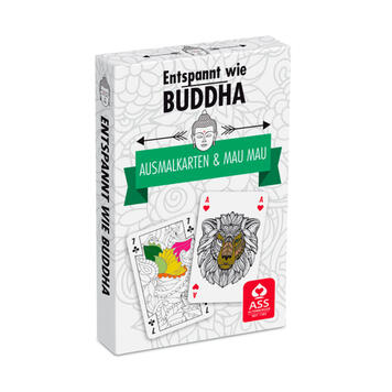 Card Game with Colouring Cards