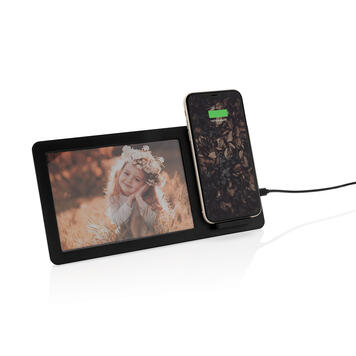 5W Wireless Charger with Photo Frame