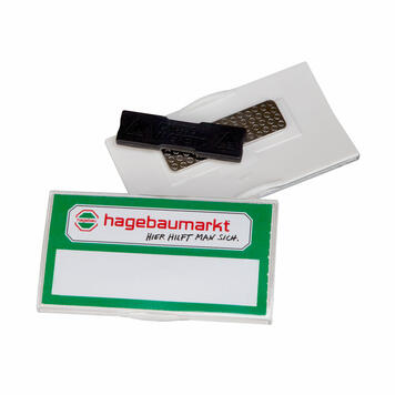 "Paper Insert Set for Name Badge ""Podio Paper"""