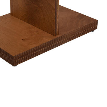 "Brochure Stand ""Madera"""
