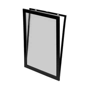 "Plastic Window Frame System ""Eco"", 17 mm profile"