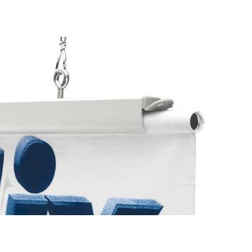 "Piping and banner rail  ""BIG"""