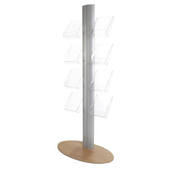 "Leaflet Stand ""Score Wing"""