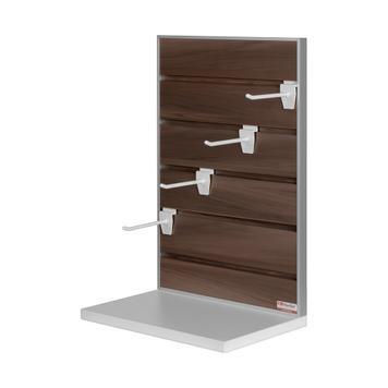 FlexiSlot® Table Display incl. Hooks