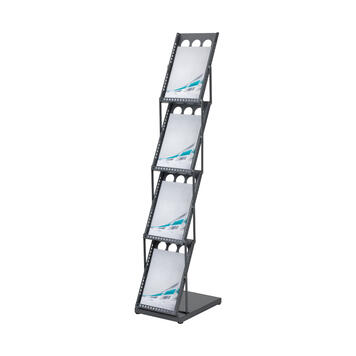 "Portable Folding Literature Stand ""Punzar I"""