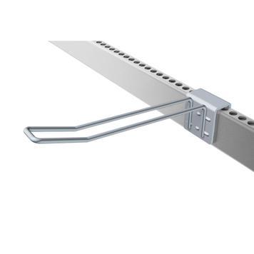 Perforated Rail in 50x20 mm Rectangular Tubing
