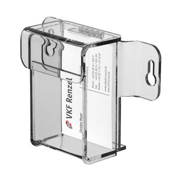 "Business Card Dispenser ""Fontana"" for outdoors use"