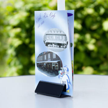 "Menu Card Holder ""Outdoor"""