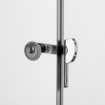 EasyCubes Showcase Topper, lockable
