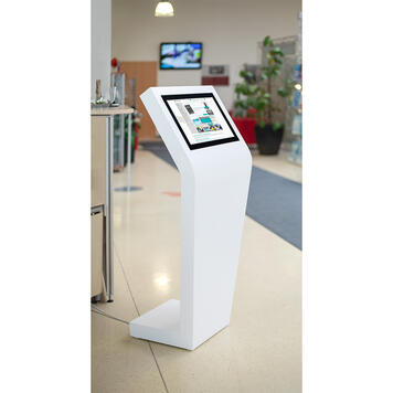 """Advertising Stand POS.tab """"Attract"""""""