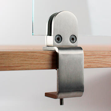 """Table Clamp """"Stainless Steel V2A"""""""