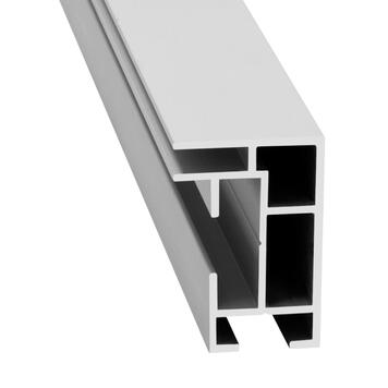 "Aluminium Stretch Frame ""27"", for wall-mounting"