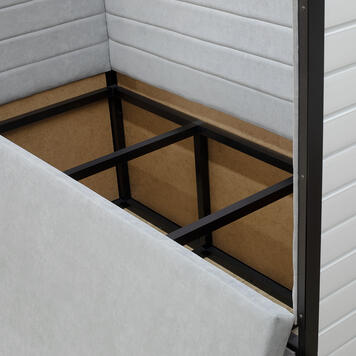 "FlexiSlot® Exhibition Seating ""Construct"""