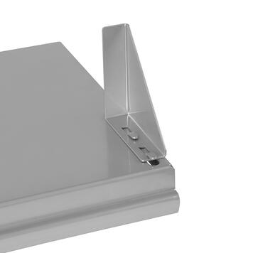 FlexiSlot® Tray with 2 Supports