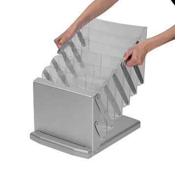 """Folding Leaflet Stand """"Kruza"""""""