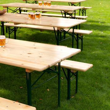 Beer Tent Set