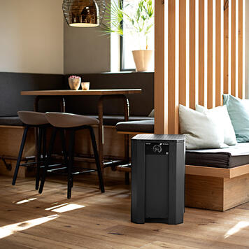 """Professional Air Purifier """"PLR-Mini 2.0"""" with HEPA Filter H14"""