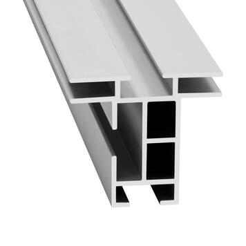 """Aluminium Stretchframe """"44"""", free-standing"""