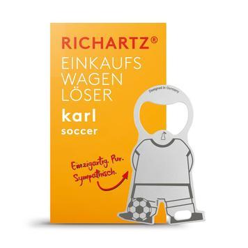 "RICHARTZ Shopping Trolley Remover ""Karl Soccer"""