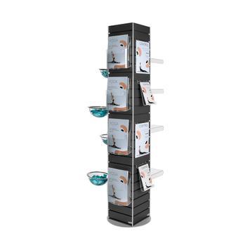 "FlexiSlot® Presentation Tower ""York"""