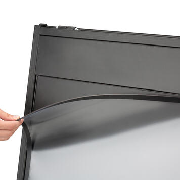"""Outdoor Poster Stand """"FLAT"""""""