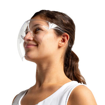 """Face Protection Goggles """"Visery"""""""